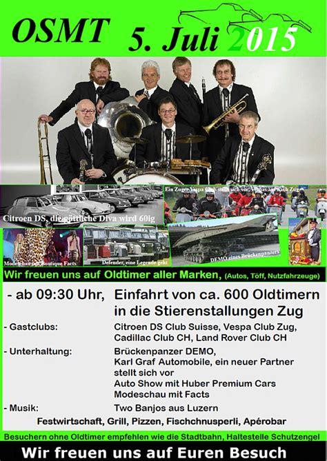 Motorrad Club Zug by Osmt News 2014