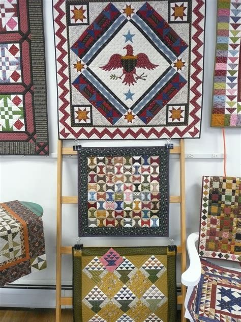 Thimble Quilt by Annemarie S Anecdotes Class At Thimble Quilt Shop
