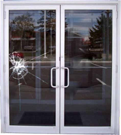 Glass Door Broken Glass Repair Window Replacement Commercial Home Portland Or