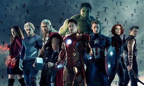 Daftar Film Marvel Heroes | daftar 5 film superhero marvel paling terlaris sepanjang