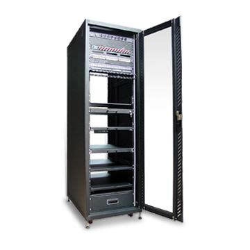 19 inch aluminum cabinet k d server rack with 900mm