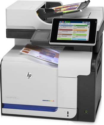 hp laserjet 500 color mfp m575 supplies voor de hp color laserjet enterprise 500 mfp m575
