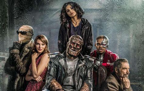 doom patrol season  episode  cult patrol recap  book tv  fix