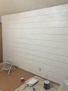 What Is Shiplap Wall Diy Faux Shiplap Walls Junque Cottage