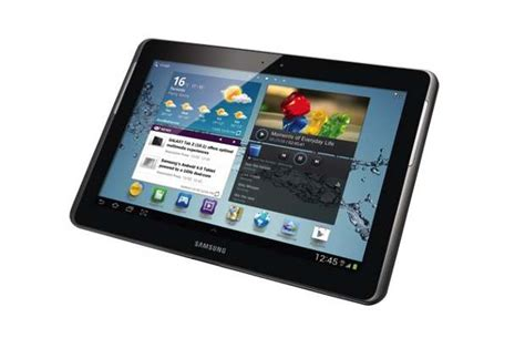 Tablet 2 Samsung 10 Inch samsung 10 inch galaxy tab 2 now in india priced rs 32 990