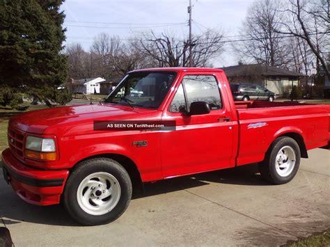 1993 ford truck 1993 ford f 150 lightning standard cab 2 door 5 8l