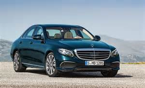 2016 mercedes e class officially revealed