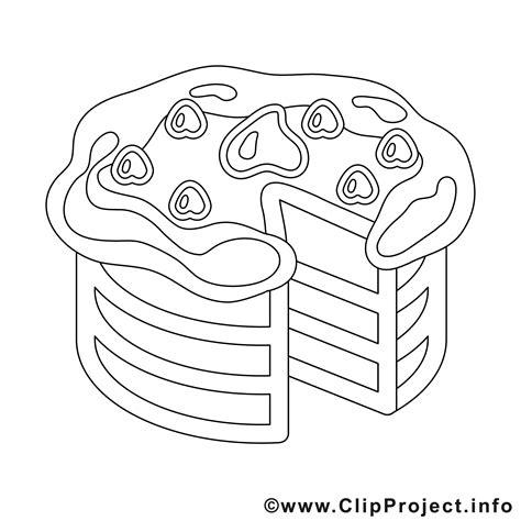 malvorlagen kuchen kuchen malvorlage