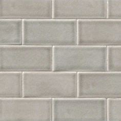 1 X3 Gray Ceramic Tile by I These Rustic Subway Tiles They D Look Great In A