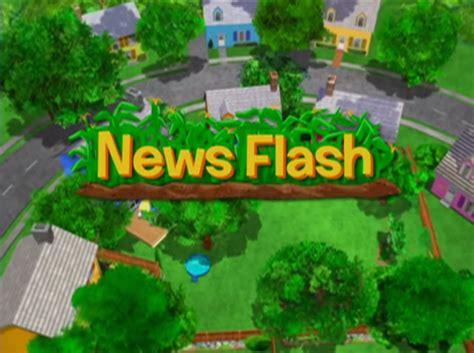 Backyardigans News Flash News Flash The Backyardigans Wiki Fandom Powered By Wikia