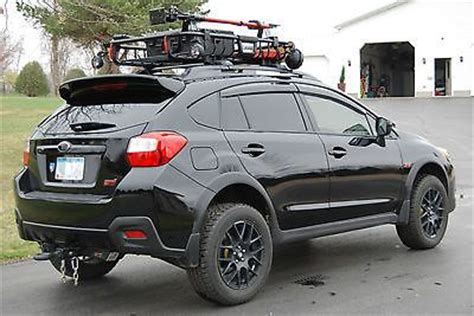 custom lifted subaru custom crosstrek hybrid google search love it