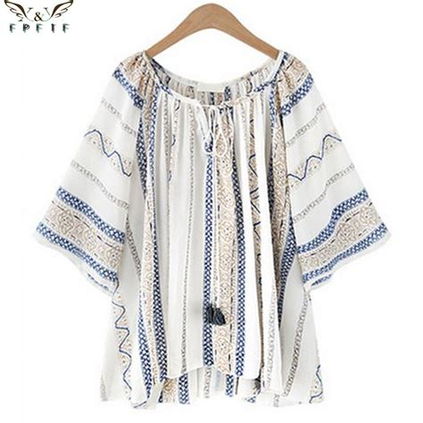 Best Quality Liona Blouse 1 high quality summer style kimono blouses top plus size xl 5xl fluid systems printed casual