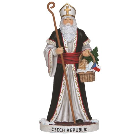28 best santas of the world figurines enesco heartwood