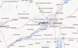 hudson canada map hudson canada weather forecast