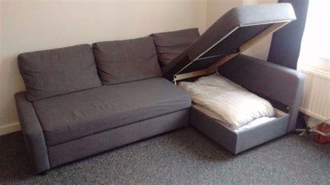 pink sofa bed gumtree ikea friheten corner sofa bed with storage grey