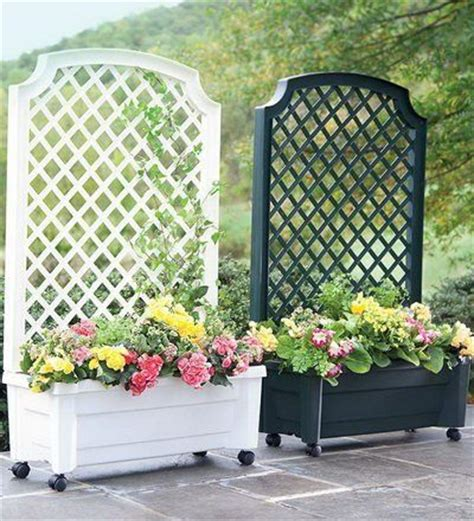Portable Trellis Screen How To Build A Portable Outdoor Privacy Screen