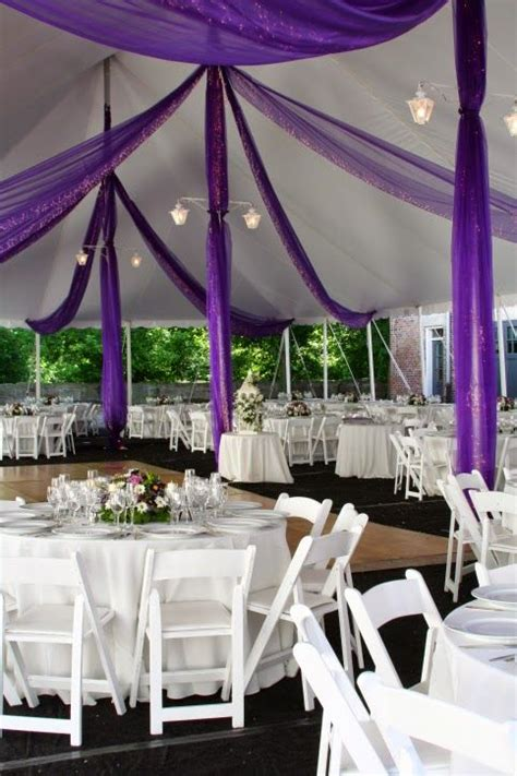 Purple Wedding Decorations by 74 Best Images About Purple Wedding Theme On