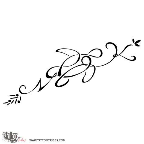 significato lettere tribes dai forma ai tuoi sogni tatuaggi con