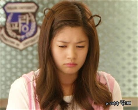 playful kiss oh ha ni hairstyle kdrama fighting the good the bad the ugly playful