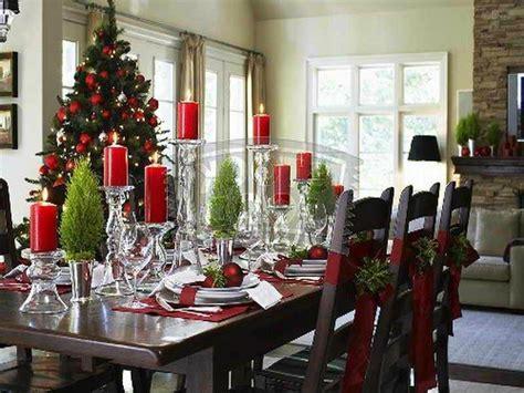 como decorar un comedor de navidad decoracion de navidad para la mesa de nuestro salon