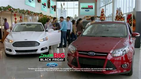 Amazon Gift Card Black Friday - ford fusion suv commercial actress autos post