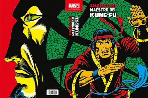 shang chi 03 guerra shang chi maestro del kung fu cuando marvel mezcl 243 a bruce lee con james bond rtve es