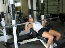 wide grip incline bench press incline bench press barbell wide grip