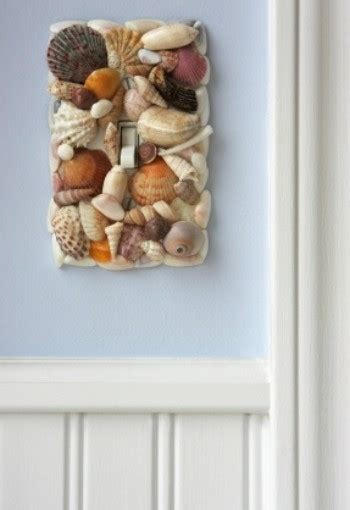 the thrifty girl s guide to coastal decor the thinking decorating with sea shells thriftyfun