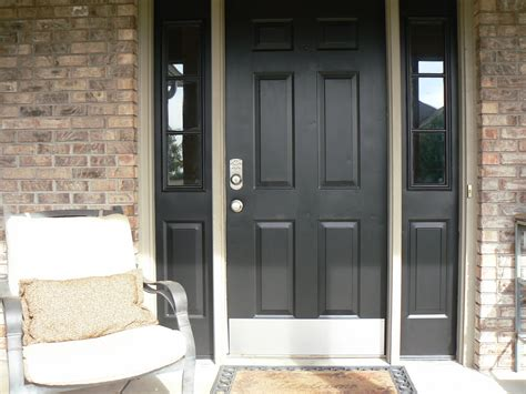 Front Door Designs front door designs classy black door by homecaprice com