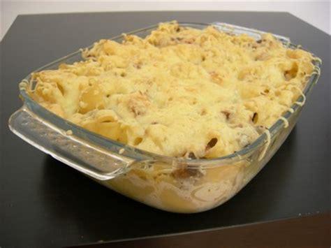 recette gratin de p 226 tes au poulet facile et rapide