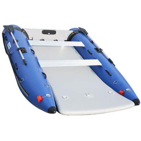 catamaran inflatable boat bris 11 ft inflatable catamaran inflatable boat dinghy