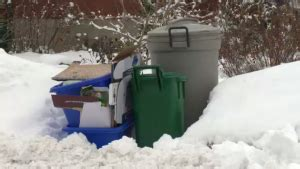 garbage collection delays in waterloo region brant county