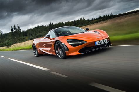 mclaren supercar mclaren 720s evo car of the year best supercar evo