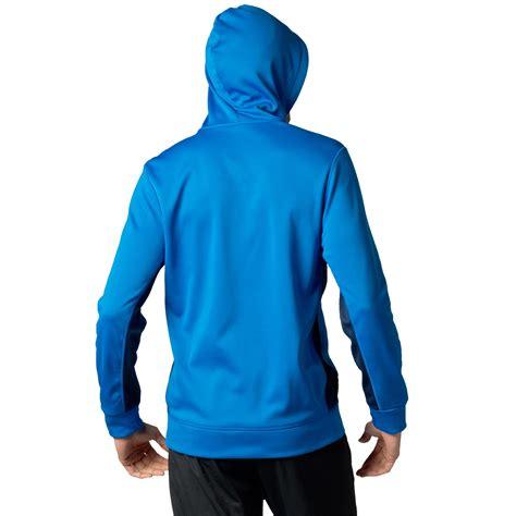 Hoodie Sweater Grey Front Logo reebok mens logo hoodie hoody hooded sweater top blue gray ebay