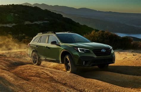 2020 Subaru Outback Unveiling by Redesigned 2020 Subaru Outback All You Need To U S