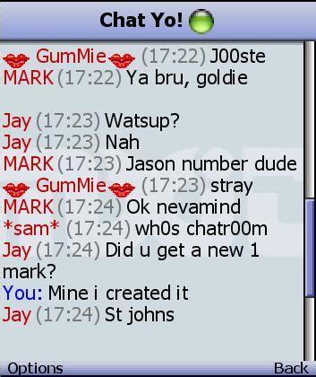 mxit custom chatrooms multimx