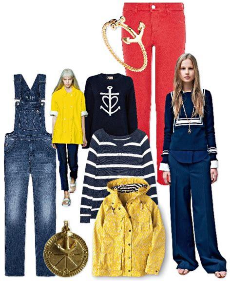 nautical theme fashion laverne on style nail the nautical look fashion