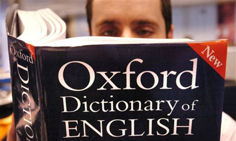 Modified Oxford Dictionary by Climate Change And The Vuvuzela Leave On Oxford