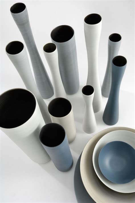 vasi in ceramica i vasi in ceramica di design dalle forme morbide e