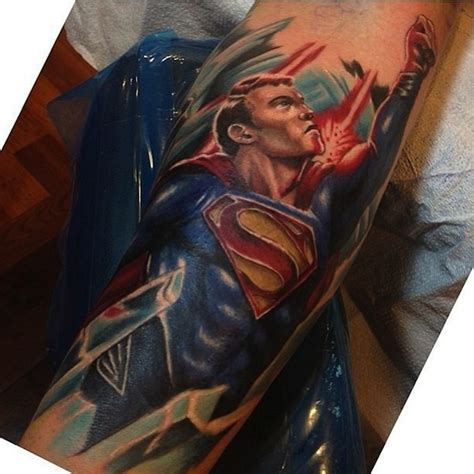superman batman tattoo designs 15 incredible superman tattoo designs