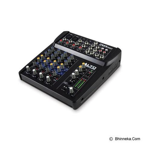 Murah Power Mixer Soundbest Js6d 6 Channel Murah jual alto mixer live zmx862 murah bhinneka