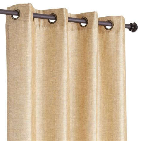 gold shimmer curtains shimmer curtain gold pier 1 imports