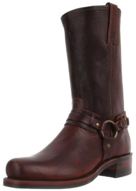 frye mens boot frye frye s harness 12r boot shoes shop it to me