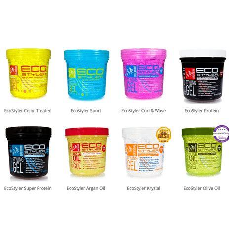 styling gel tips ecoco eco styler styling gel