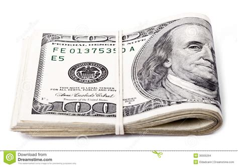 folded 100 dollar bill business card new dollar folded 100 us bills stock photo image of franklin