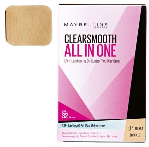 Harga Clear Smooth All In One Maybelline harga bedak maybelline bb silk daftar terbaru 31