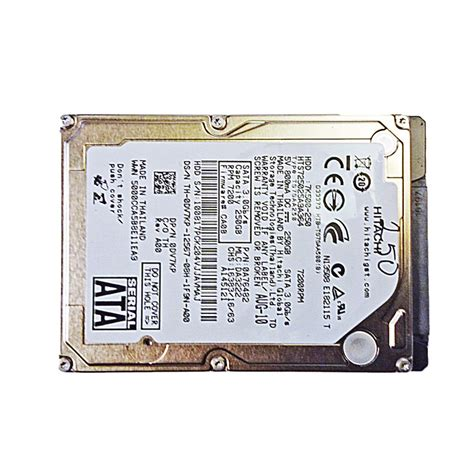Hdd Notebook 250gb 250 gb laptop hdd haszn 225 lt merevlemez garanci 225 val 2 5 quot hdd