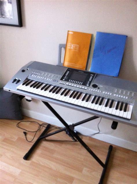 Keyboard Yamaha Psr S710 yamaha psr s710 image 754051 audiofanzine