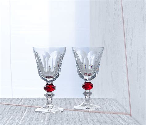 bicchieri louis harcourt louis philippe bicchiere