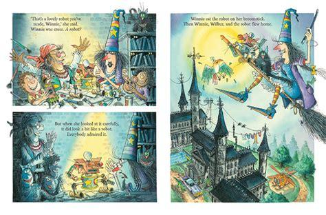 libro winnies big bad robot the big bad robot winnie and wilbur